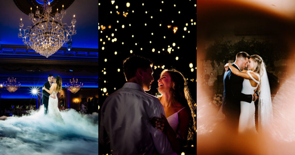 5 Tips for Perfectly Photographing the Bride and Groom's First Dance
