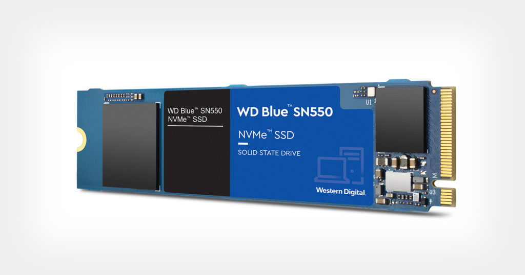 WD Blue SN550: A Blazing-Fast NVMe SSD for Creators Who Need Speed