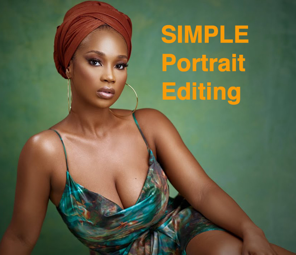 The Basics of Editing Sultry Portrait Photos in Photoshop (VIDEO)