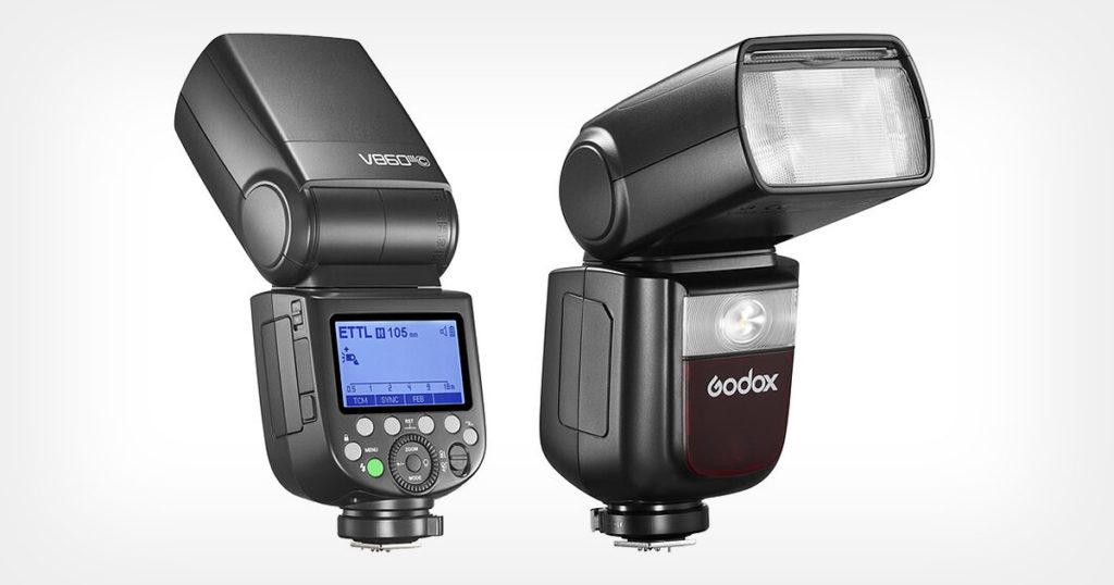 Godox's New V860III Speedlight Has Modeling Light, New Features