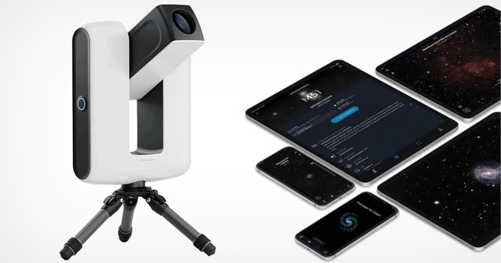 The $4,000 Stellina Smart Telescope Makes Shooting the Stars a Snap