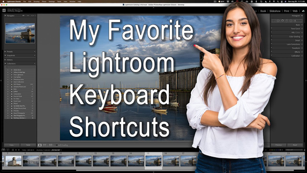 Lightroom Keyboard Shortcuts for Faster, Smarter Photo Editing (VIDEO)