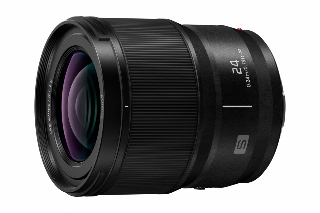 Panasonic Lumix S 24mm f/1.8 Lens Announced – Amateur Photographer