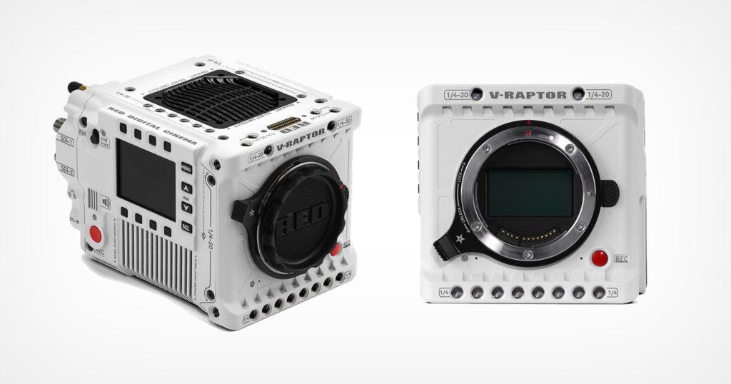 RED's New Raptor Full-Frame Cinema Camera Can Shoot 8K at 120 FPS