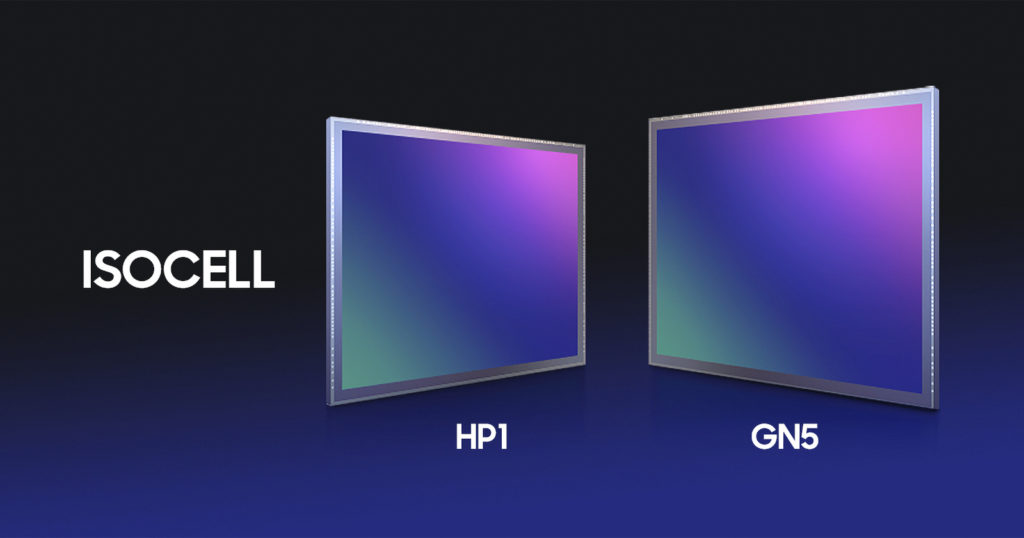 Samsung Launches the First-Ever 200-Megapixel Smartphone Sensor