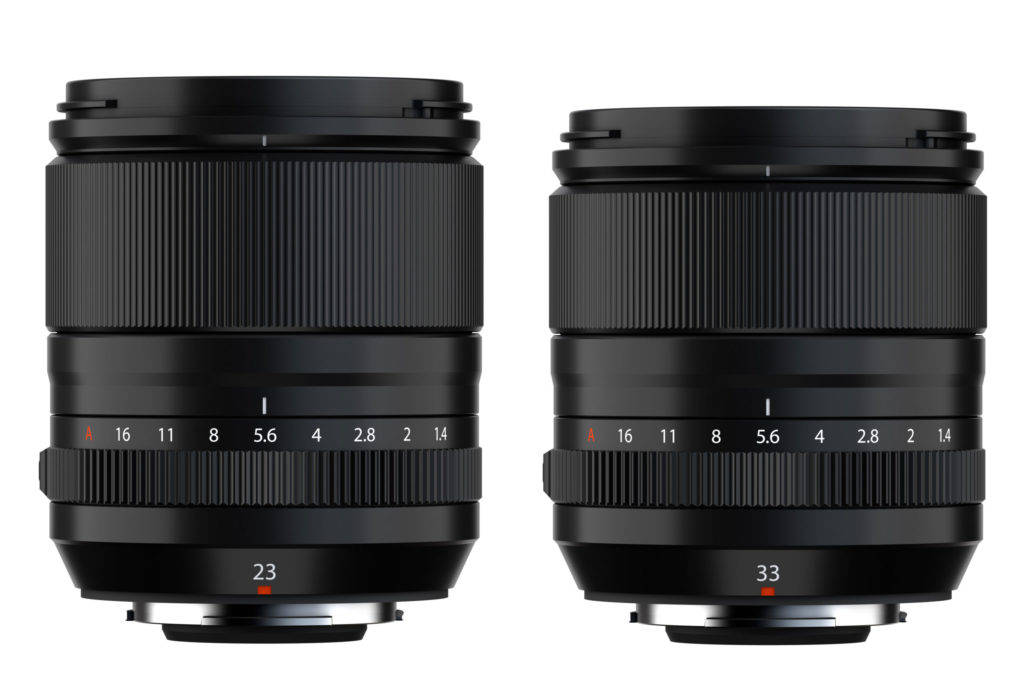 Fujifilm launches 23mm and 33mm f/1.4 XF lenses – Amateur Photographer