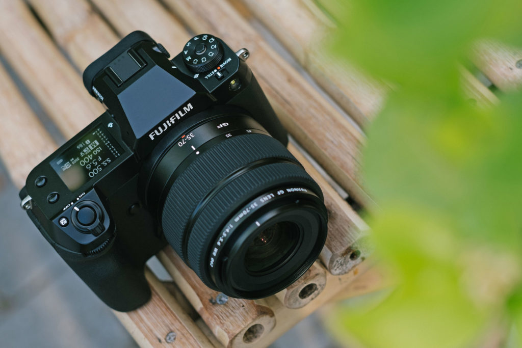 New Fujifilm GFX50S II and 35-70mm lens: medium format for under £4000 – Amateur Photographer