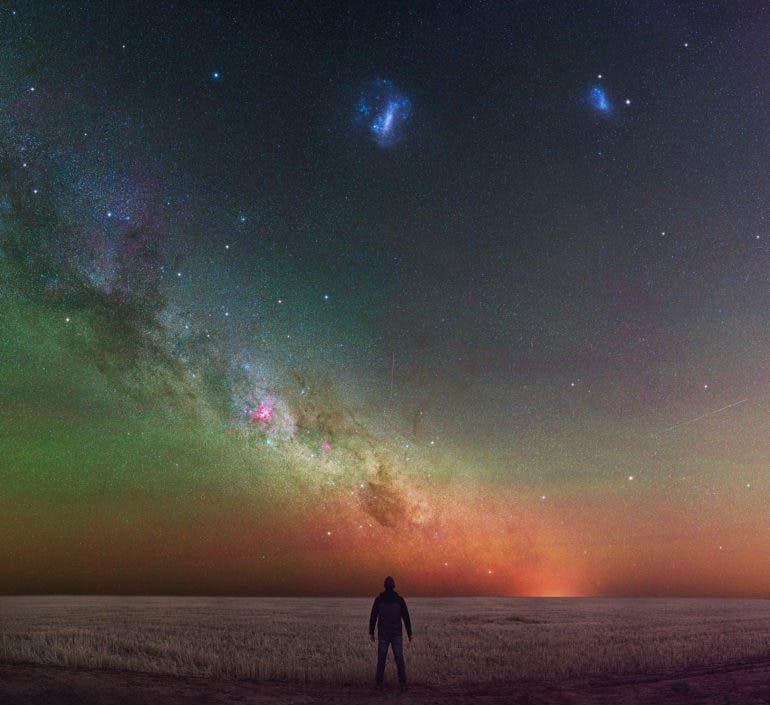 Trevor Dobson Takes Amazing Astro Photos With Entry Level Gear