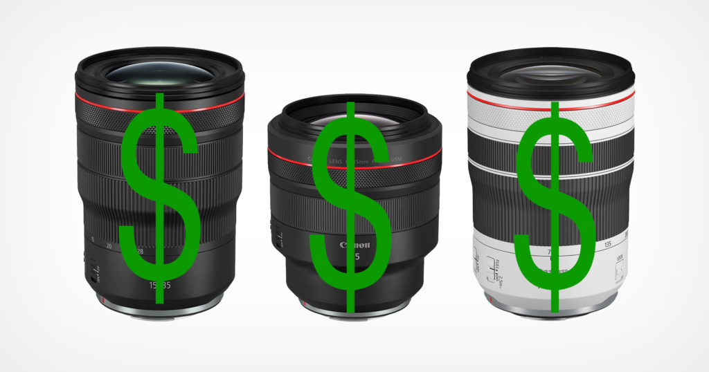 Canon Quietly Raises the Prices of Multiple Cameras and Lenses