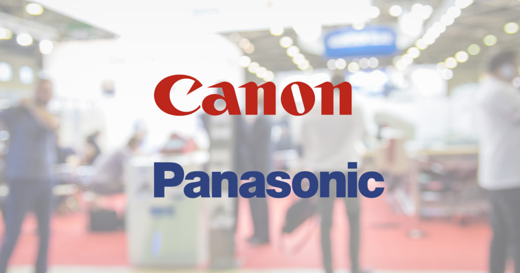 Canon and Panasonic Drop Out of NAB Due to COVID-19 Concerns