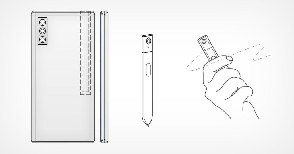 Samsung is Considering Integrating Cameras into its S Pen