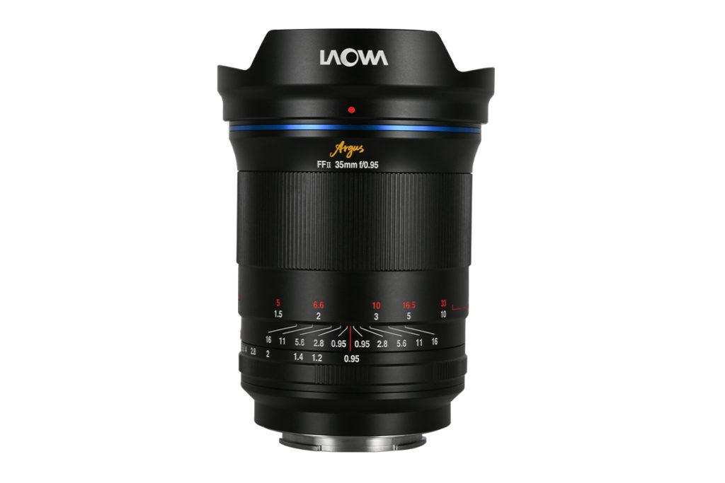 World's First Laowa Argus 35mm F0.95 FF Lens Announced – Amateur Photographer