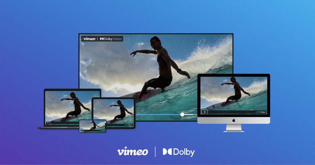 Vimeo Now Supports Upload and Playback of Dolby Vision Content