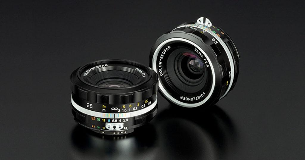 Cosina Launches the Voigtlander 28mm f/2.8 SL II S for Nikon F-Mount