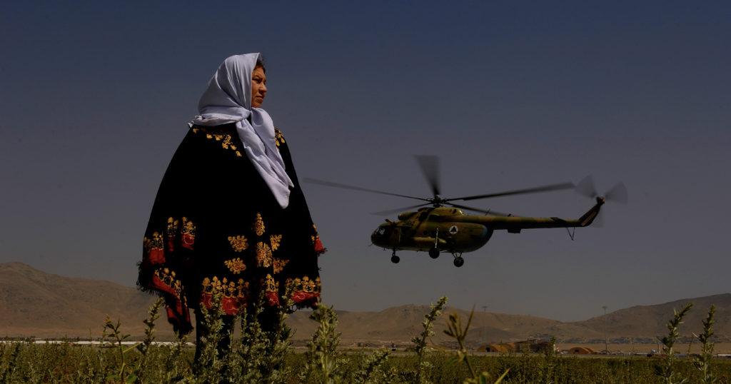 AP Sponsors Print Sale to Raise Money for Afghan Women Journalists