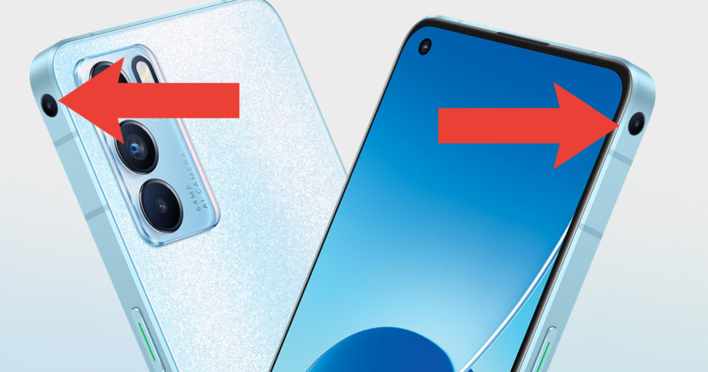 Oppo Develops Smartphone with Camera on the Side of the Device