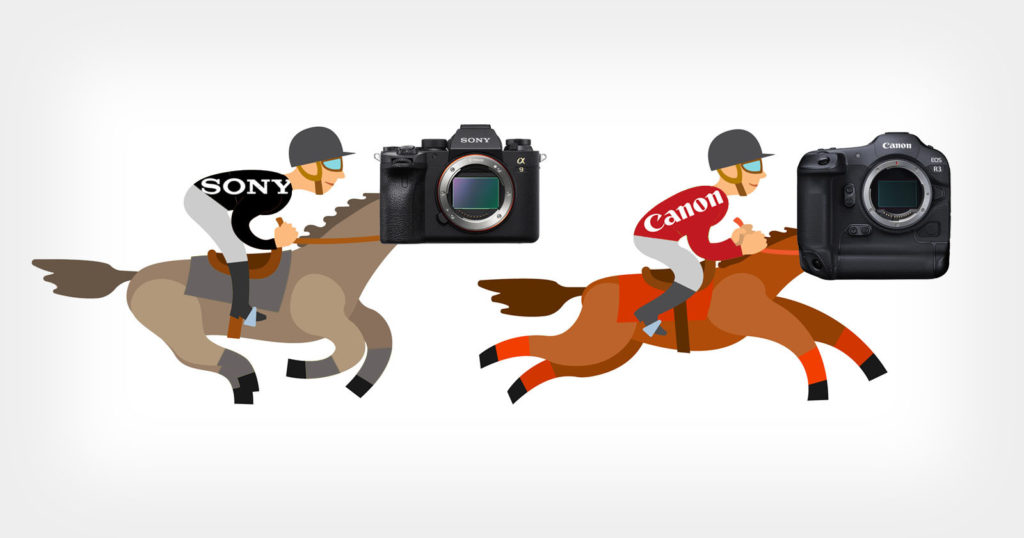 Canon Closed the Gap With Sony Much Faster Than Expected