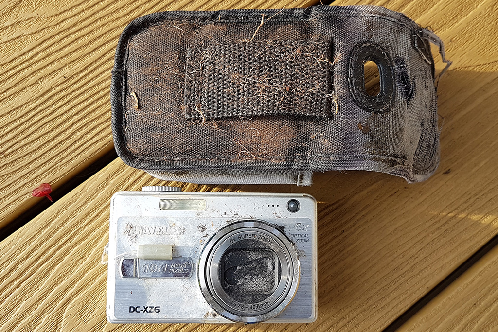 Photographer reunited with lost camera found after 12 years – Amateur Photographer