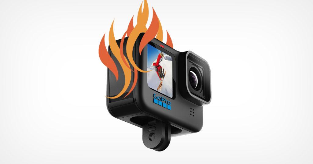 GoPro Admits Hero 10 5.3K Mode Overheats in 20min Under 'Zero Airflow'