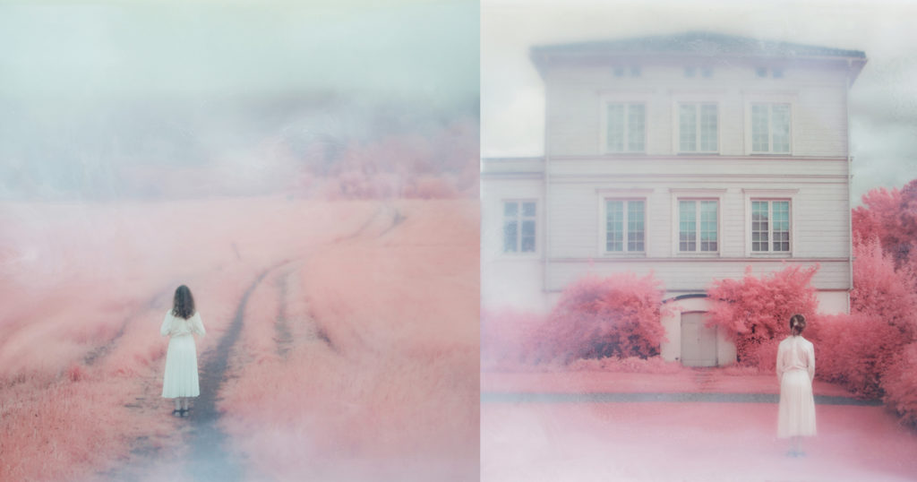 'Hidden Light' Infrared Portrait Series is Dreamy, Ethereal, and Unusual