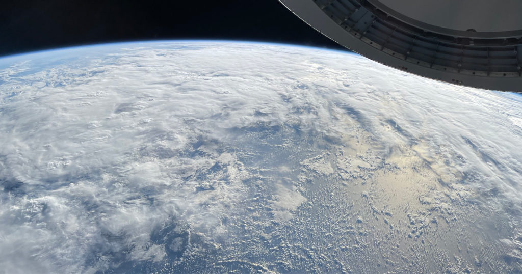 SpaceX Astronaut Captures Stellar Photo of Earth, Shot on iPhone