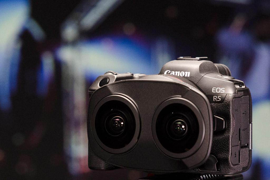 Canon RF 5.2mm F2.8L Dual Fisheye VR lens announced – Amateur Photographer