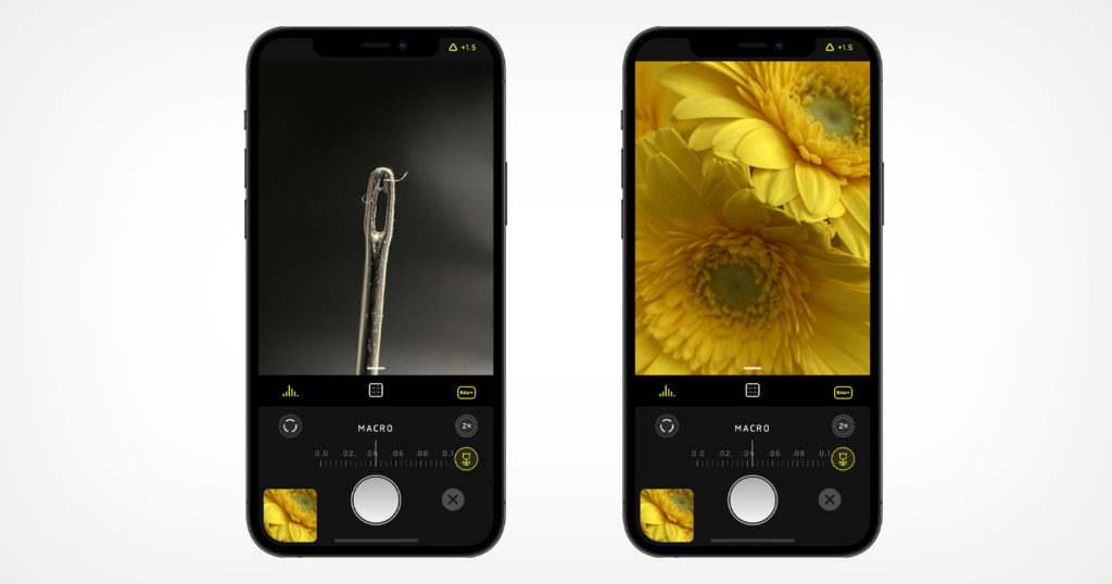 Halide App Brings Macro Photography to All iPhones