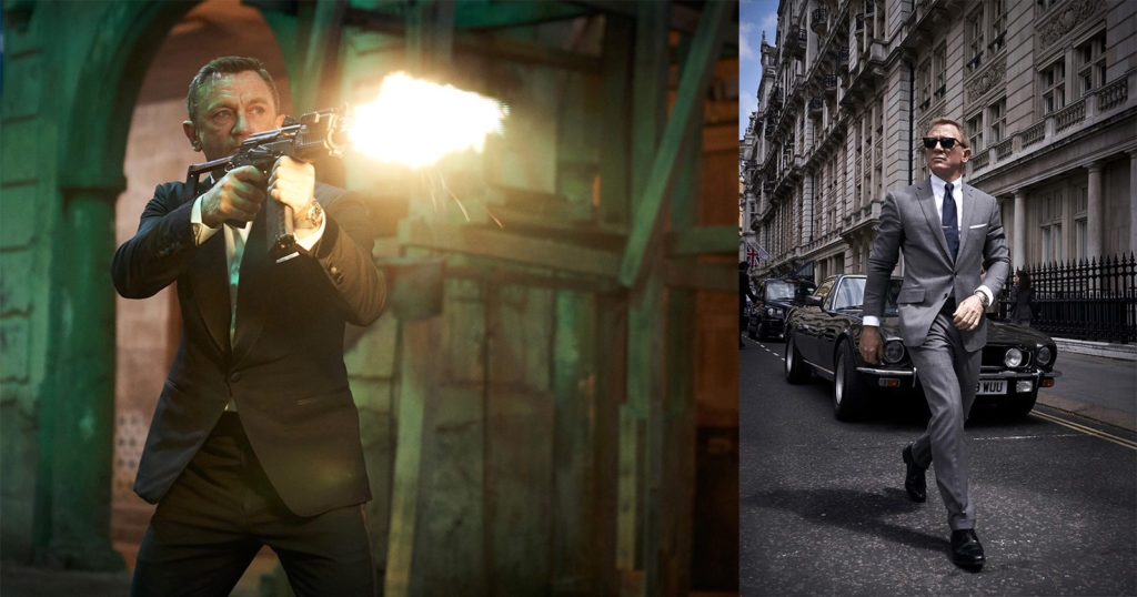 Meet the Woman Behind the Photos for James Bond's 'No Time To Die'