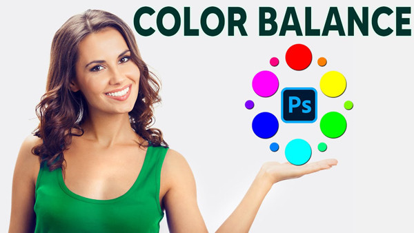 Using Photoshop's Color Balance Tool to Fix Colors & White Balance in Your Photos (VIDEO)