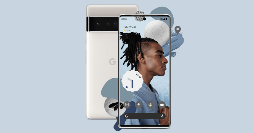 Google Pixel 6 Series Accidentally Revealed Ahead of Official Launch