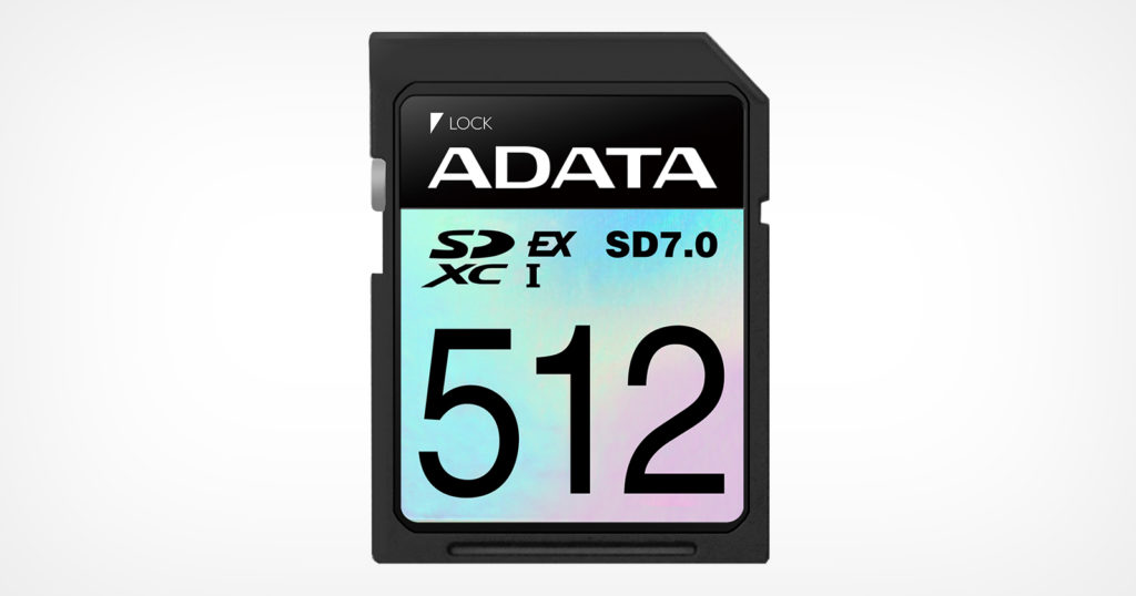 Adata Launches SD Express Cards, A Format No Camera Supports