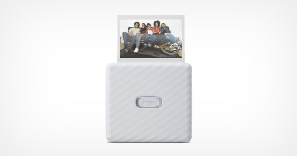 Fujifilm Unveils the Instax Link Wide Portable Smartphone Photo Printer