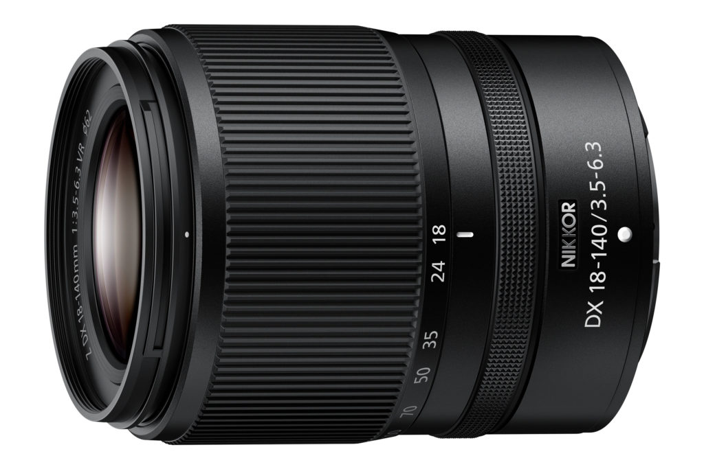 Nikon releases Nikkor Z DX 18-140mm f/3.5-6.3 VR all-in-one zoom – Amateur Photographer