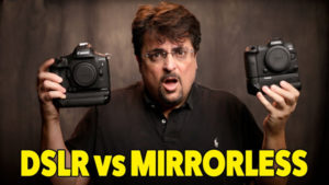 The Pros & Cons of Dumping Your DSLR for a Mirrorless Camera (VIDEO)