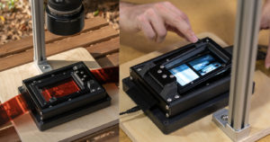 Negative Supply Launches the Basic Film Carrier 120 At-Home Scanner